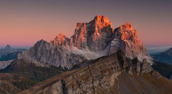 The Dolomites: a UNESCO World Heritage Site